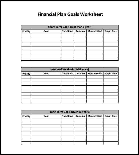 9+ Financial Planning Fact Finder Template - Template Update234 ...