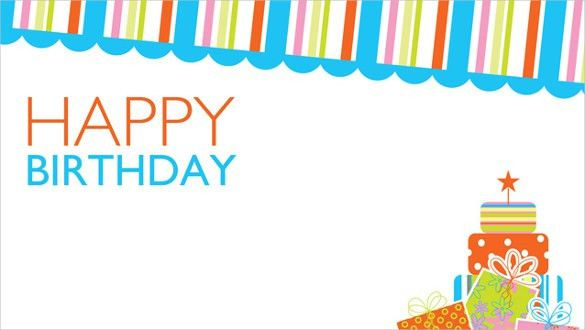 Birthday Poster Template – 17+ Free PSD, EPS,In Design Format ...