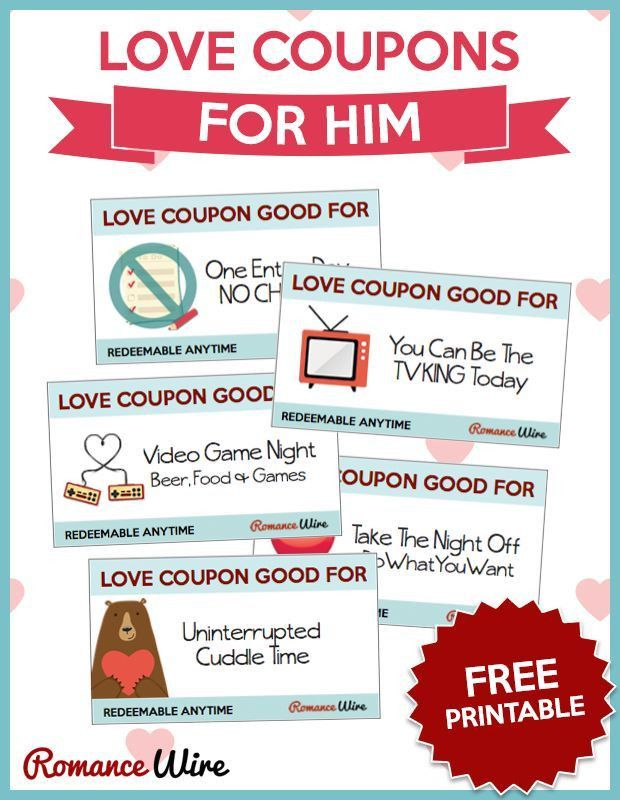 The 25+ best Love coupons for him ideas on Pinterest | Love ...
