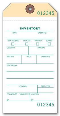 INVENTORY TAGS | OFFICE SUPPLIES | CUSTOM BUSINESS CHECKS | CUSTOM ...