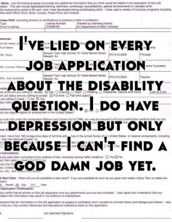 This is the Lie I Tell on Every Job Application – Hanna Brooks ...