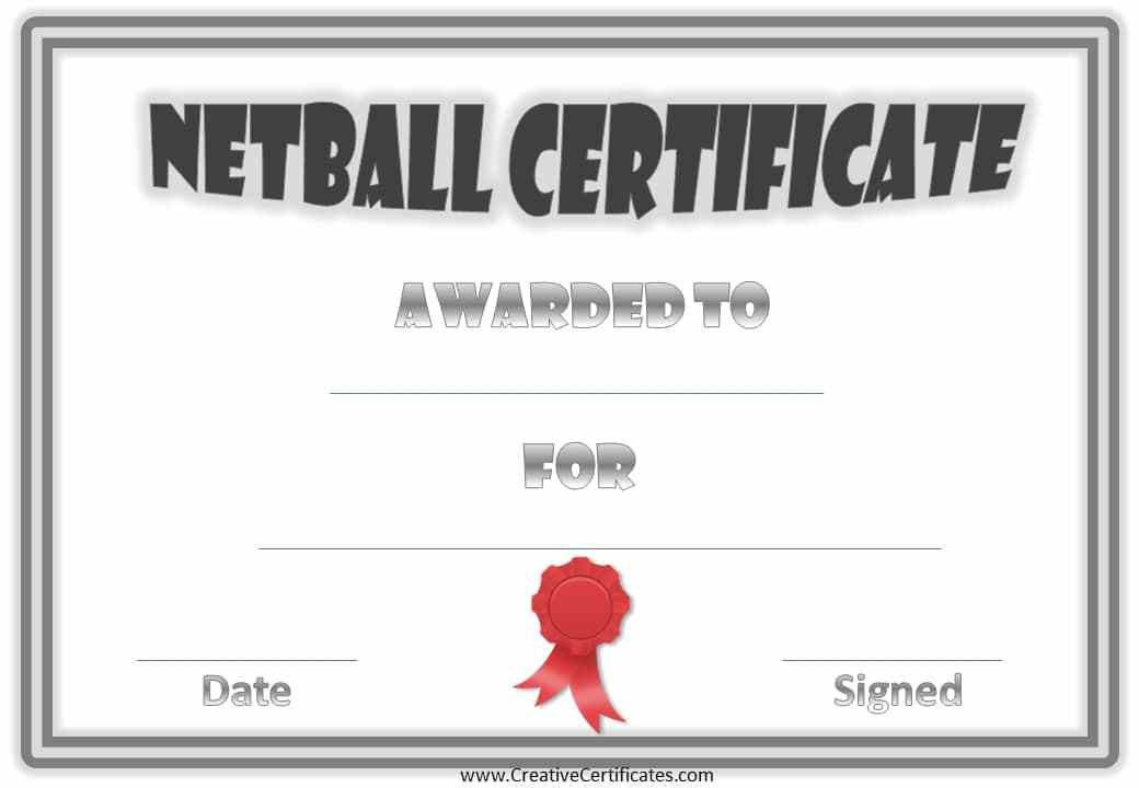 Free Award Certificates. Free-Basketball-Certificates-Achievment ...