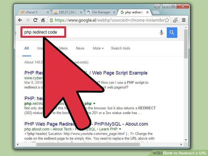 4 Ways to Redirect a URL - wikiHow