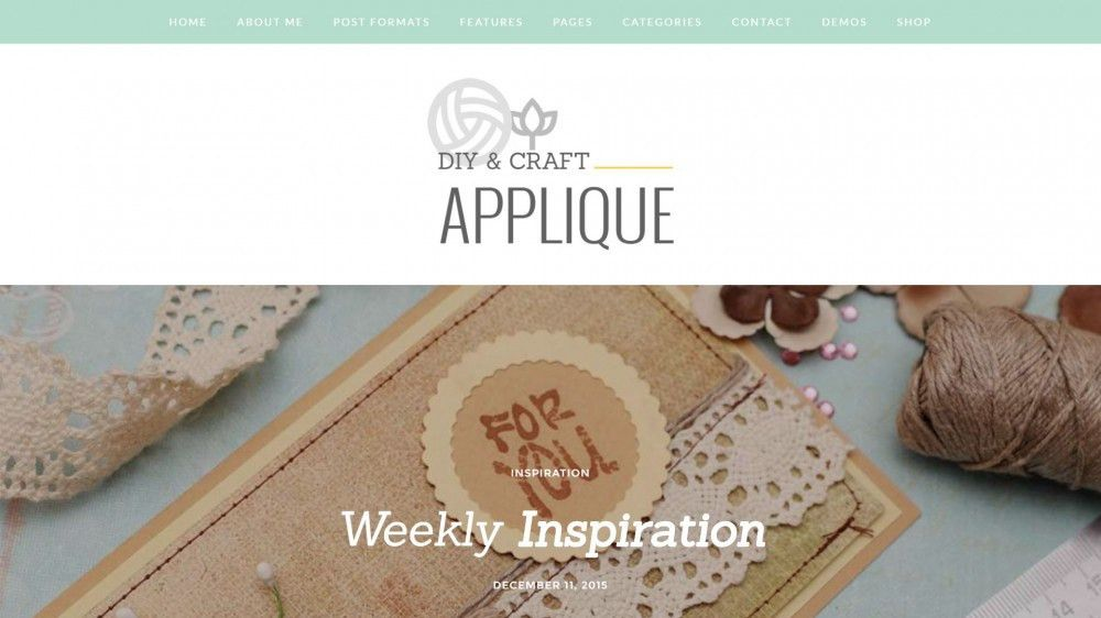 30+ Best Arts & Crafts WordPress Themes