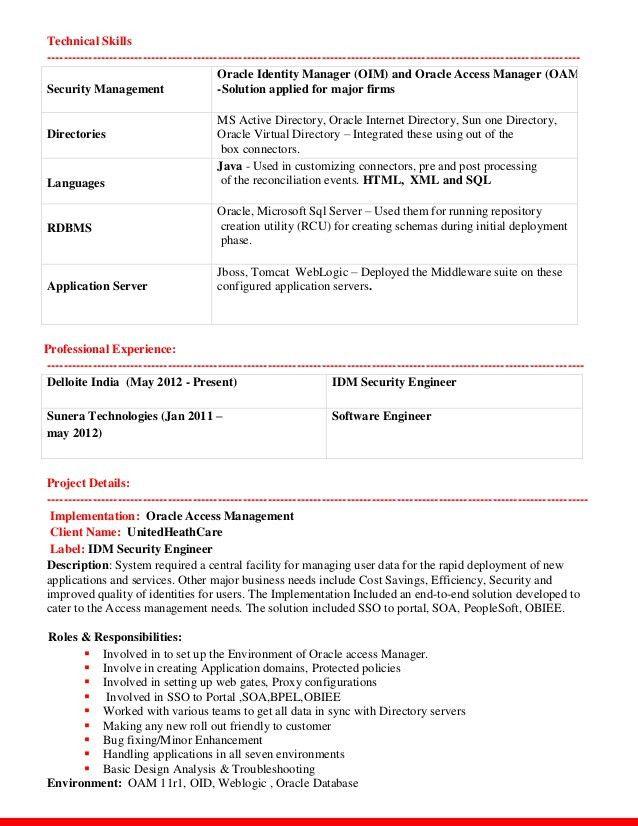 IDM Resume _ Kiran