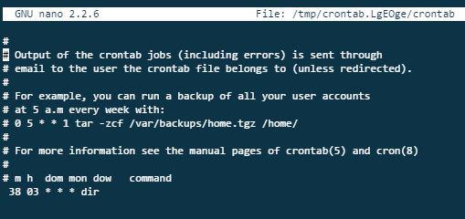 Running a cron job - Cloud9 Support - Cloud9 Community