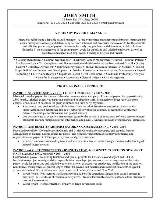 engineering manager resume department quality manager and software ...