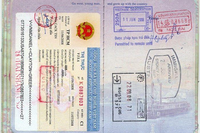 Visa Requirements For Vietnam Visa At Embassy