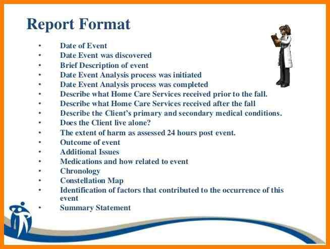 Amazing Analysis Report Format Photos - Best Resume Examples for ...