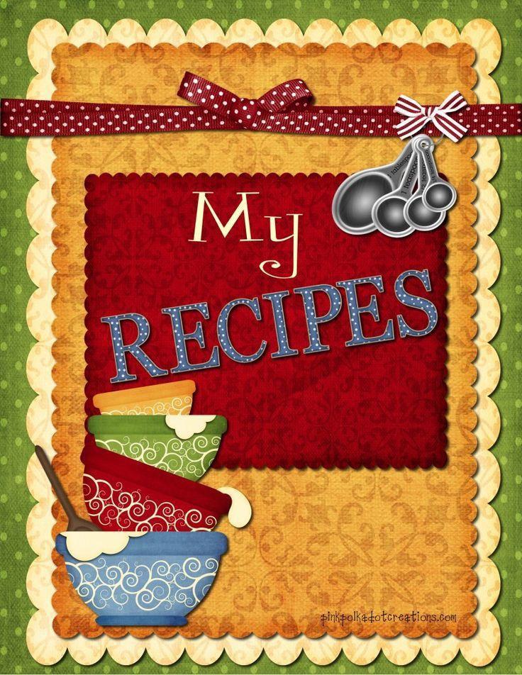 Best 20+ Cookbook template ideas on Pinterest | Clean book ...