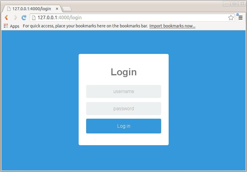 Login authentication with Flask – Python Tutorial