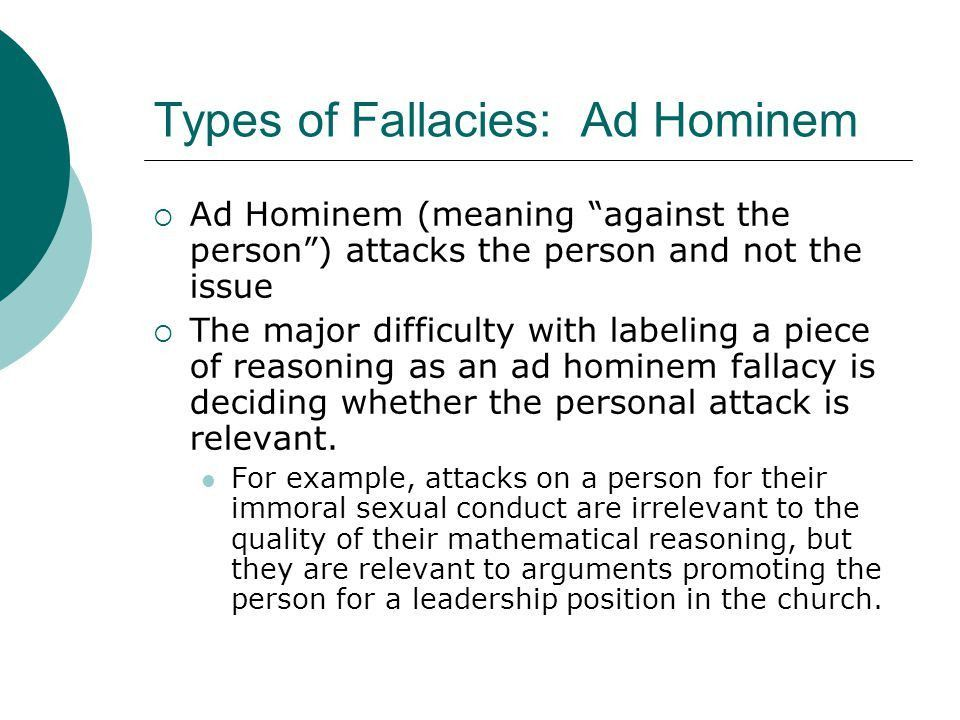 Common Fallacies in Advertising - ppt video online download