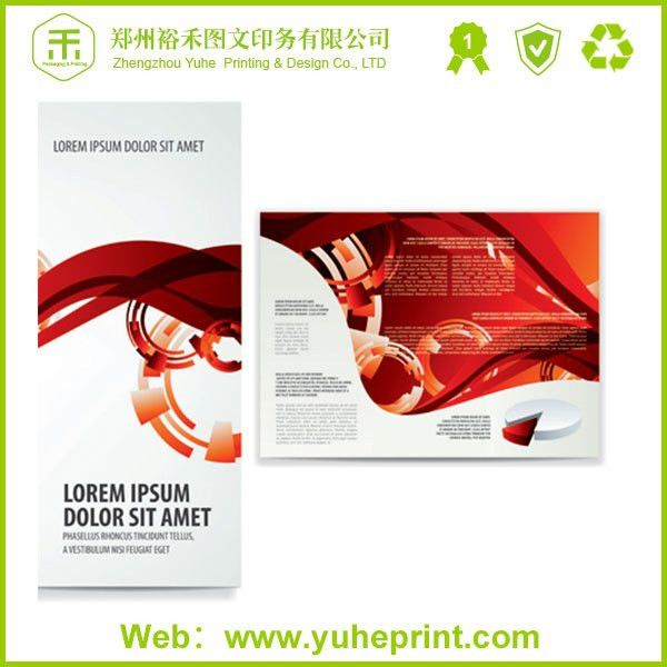 Fast Delivery Offset Printing Advertising Flyer Professional ...