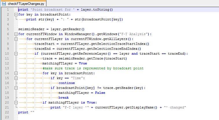 Data Synchronize Event Reactive Script Example - Scripting ...