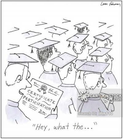 Certification Cartoons and Comics - funny pictures from CartoonStock