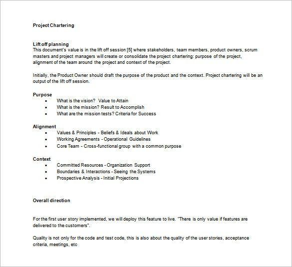 Sample Project Plan Template   3 Free Excel, PDF Documents .