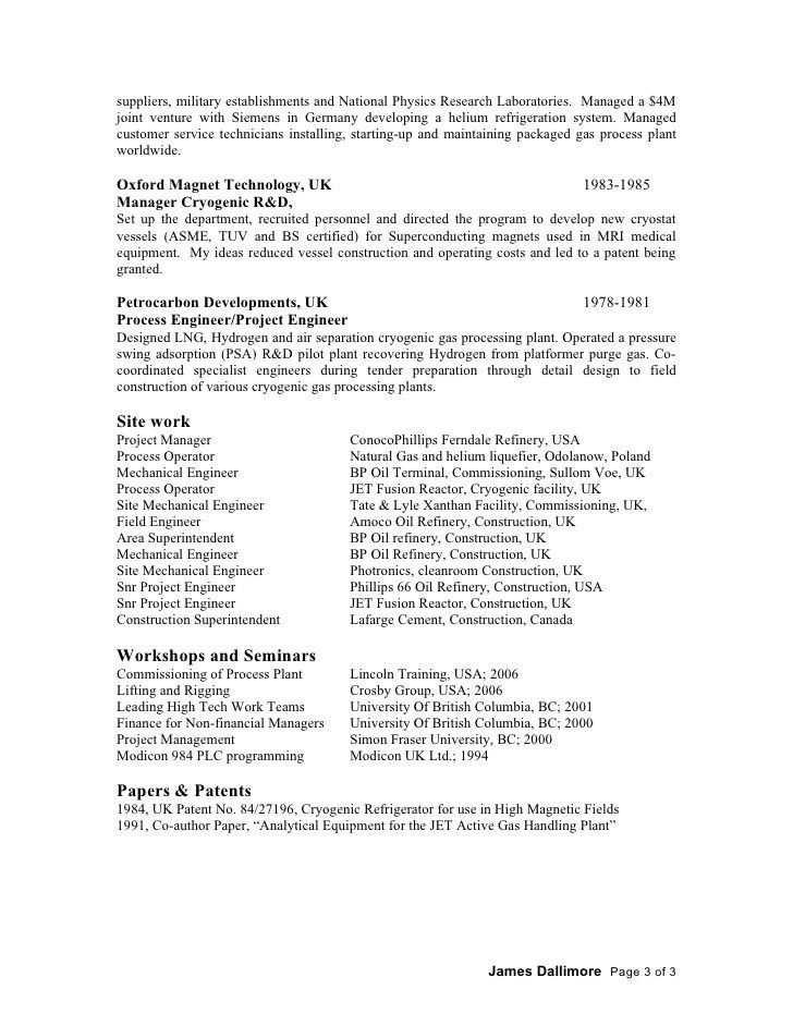 Sample It Manager Resume Resume It Examples Cover Letter Senior