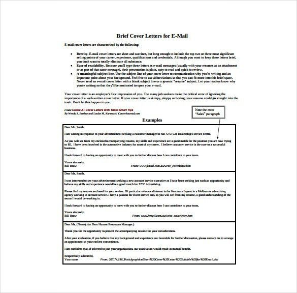 email to send resume and cover letters template. questionnaire ...