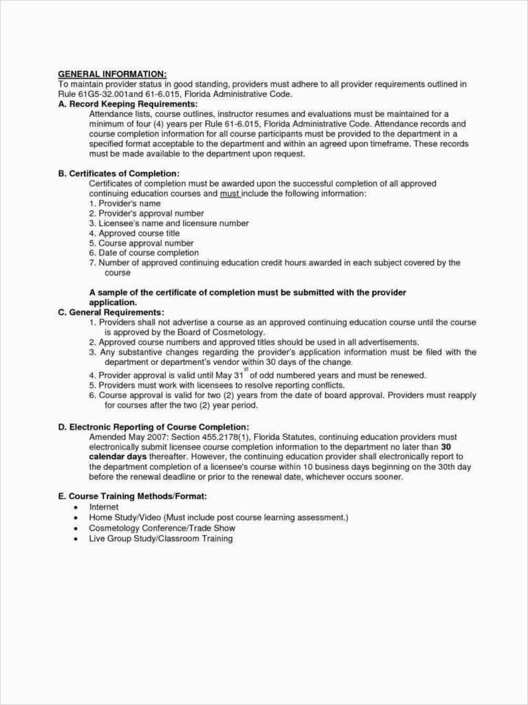 Resume For Cosmetology - uxhandy.com