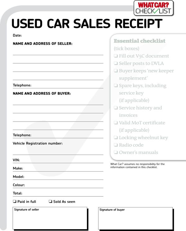 Download Used Car Sales Invoice Pdf | rabitah.net