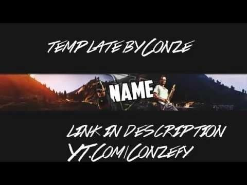 Photoshop Banner Templates | Best Template Examples
