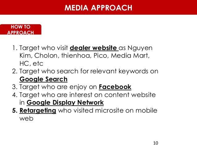 Promotion Proposal Sample