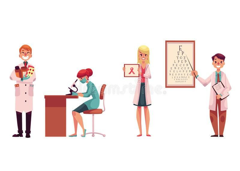 Doctors - Pharmacist, Laboratory, Assistant, Oncologist And ...