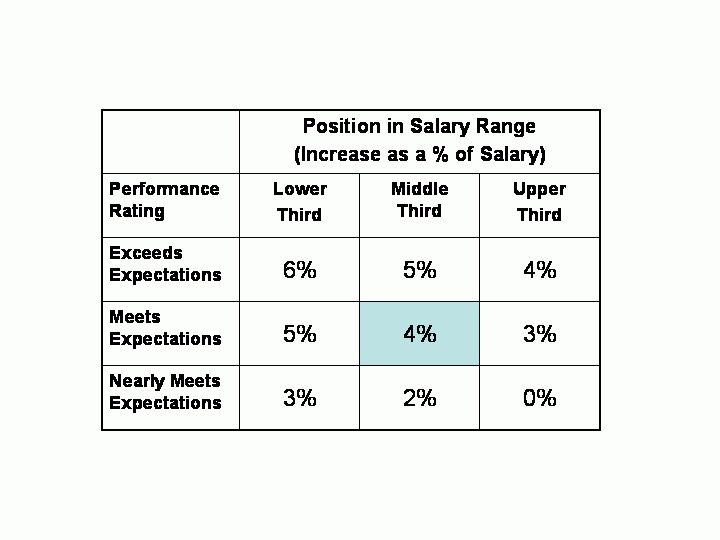Compensation Force: The Merit Matrix Chronicles: Setting Your Anchor