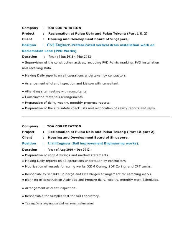 Raja kumar Resume (Senior Civil Engineer)