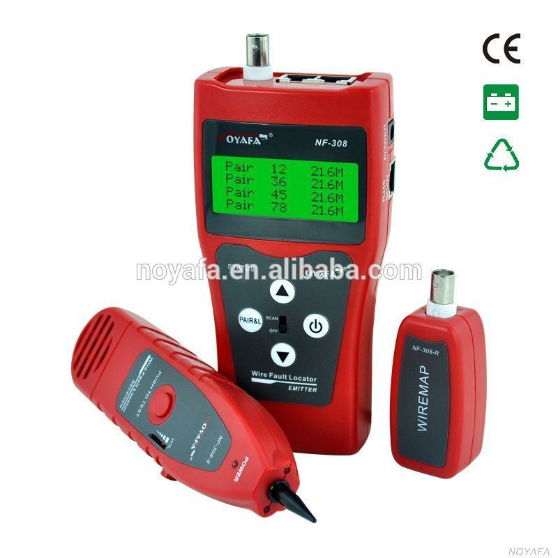 Cable Tester Nf-308, Cable Tester Nf-308 Suppliers and ...