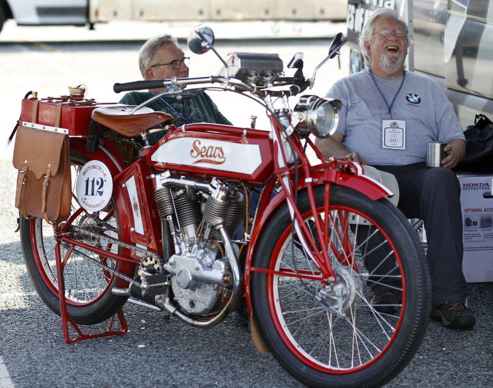 100 years, 3,300 miles: Vintage motorcycles hitting the road | News OK