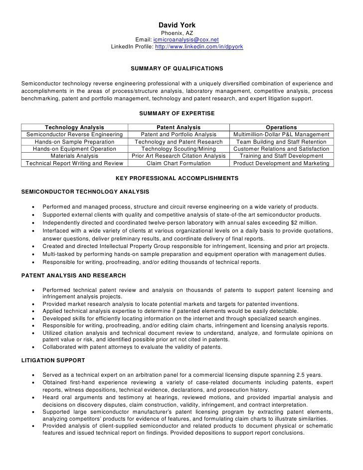 19+ [ Sample Of Marketing Resume ] | Project Brief Template 4 Free ...