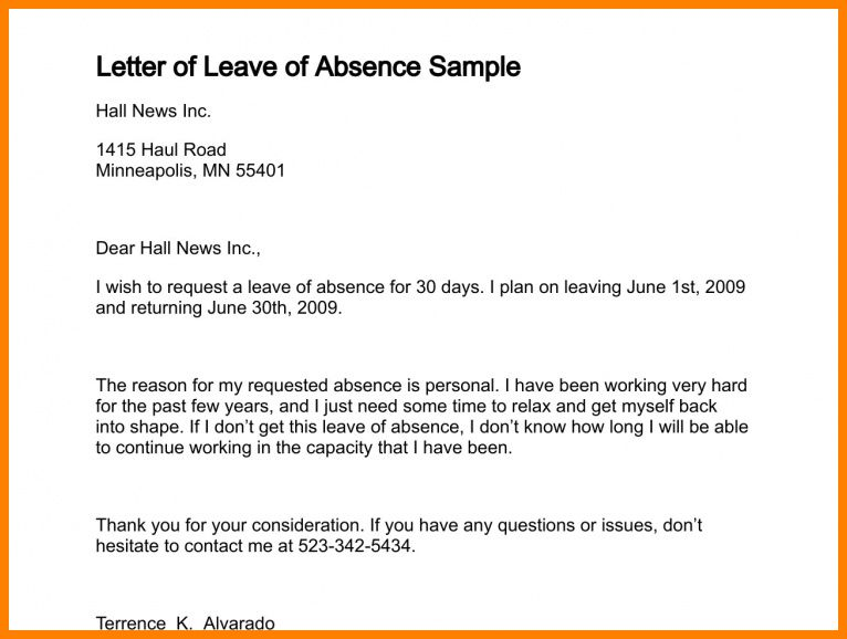 reason of emergency leave 2 emergency leave letter for personal