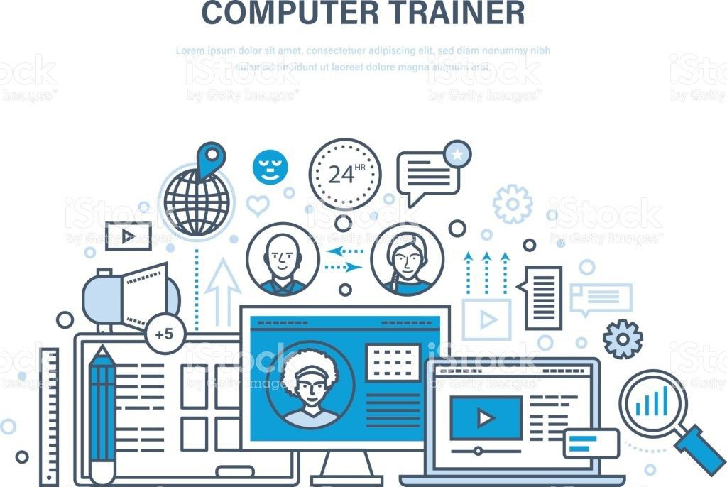 Computer Trainer Personal Trainer Online Distance Learning ...