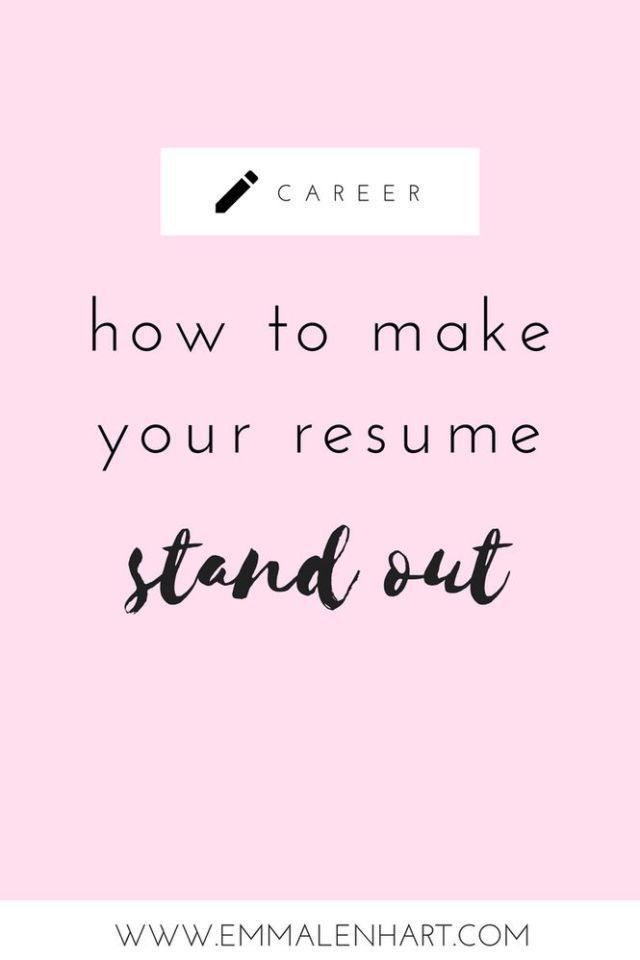infographic : Career infographic : Career Advice | Resume Tips ...