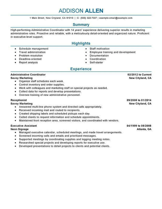 Insurance Specialist Resume Sample - SampleBusinessResume.com ...