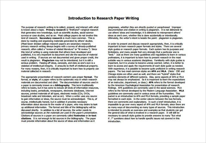A Complete Guide to Research Papers | Free & Premium Templates