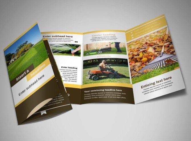 Lawn Care Flyer Template | MyCreativeShop