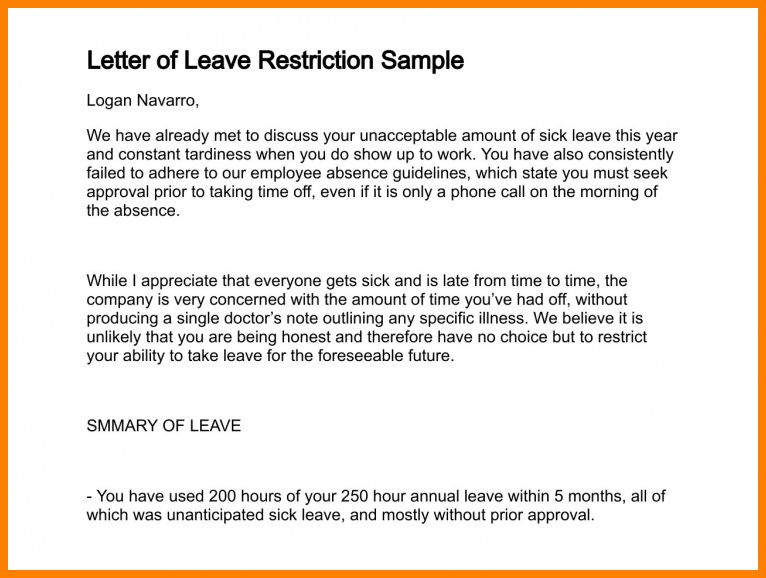 4+ vacation leave request sample | resume language