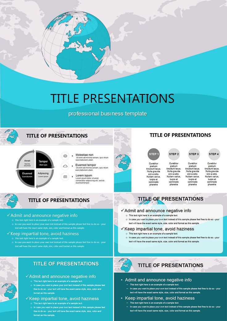 26 best Free PowerPoint Templates images on Pinterest ...