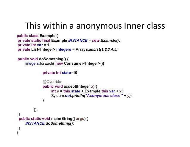 Java 8 Lambda Expressions & Streams