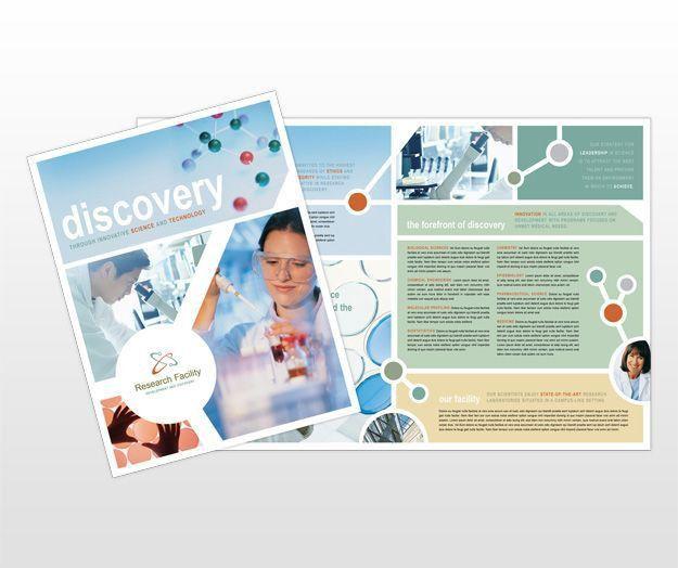 14 best for_clinic images on Pinterest | Brochures, Brochure ...