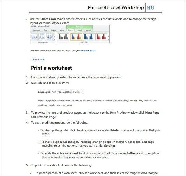 Microsoft Excel Templates || Free & Premium Templates | Creative ...