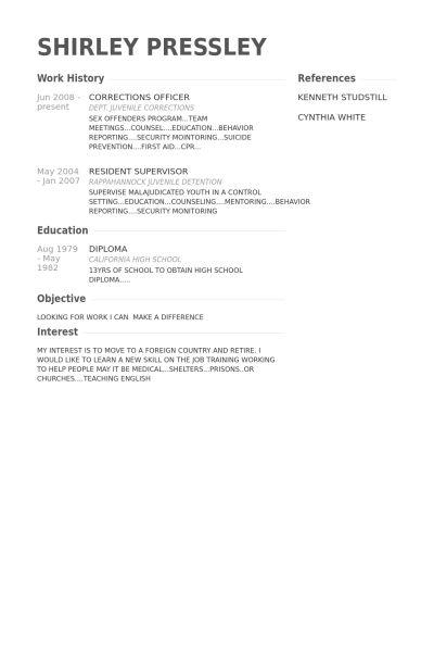 Sample Resume Petroleum Geologist - Templates