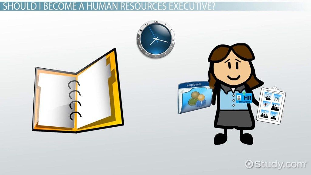 How to Become a Human Resources Executive: Career Roadmap
