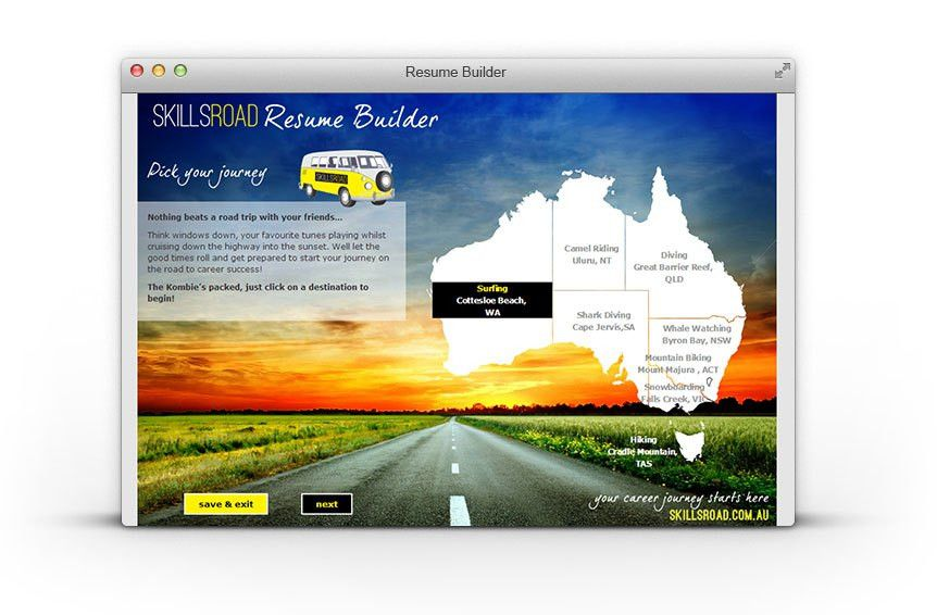 Resume Builder | Skillsroad