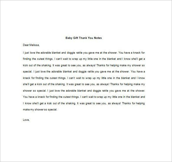 Sample Thank You Letter For Graduation Present | Job Application ...