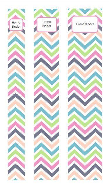 28 best BINDERS images on Pinterest | Tags, Printable binder ...