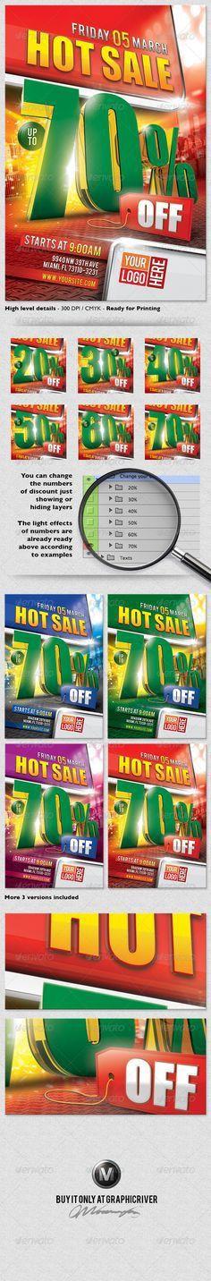 Marketing Flyer   Marketing flyers, Photoshop fonts and Print ...