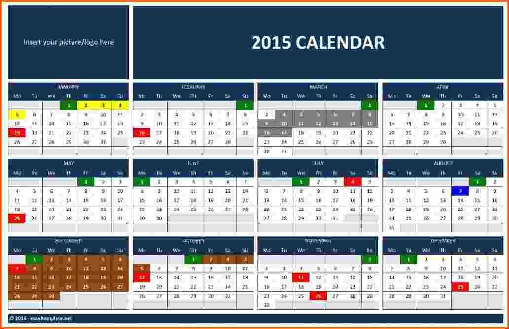 Microsoft Office Calendar Templates » Calendar Template 2017